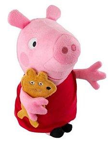 Pelúcia Peppa Pig Sunny  2340