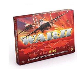 Jogo WAR 2 Batalhas Aéreas Tabuleiro Estratégico Interativo