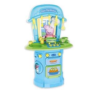 Cozinha Infantil Peppa Pig c/Acessorios Multikids BR1319