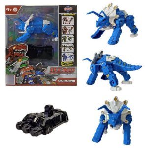 Mega Dinossauro que vira robô Toyng 42525