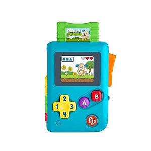 Brinquedo Infantil Meu Primeiro Vídeo Game c/Som FisherPrice