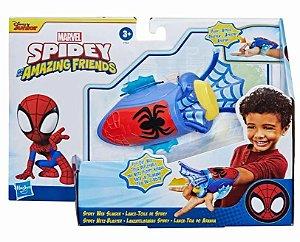 Brinquedo Lança Teia do Homem Aranha Marvel Hasbro F1464