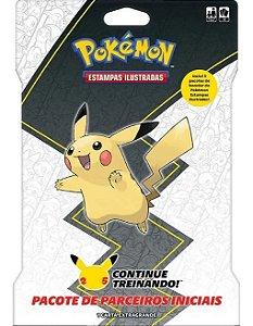 Pokémon Blister Extra Grande Pikachu Copag