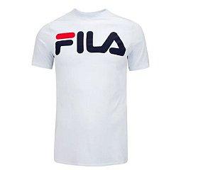 Camiseta Fila Letter Il Masculina Esportiva Casual