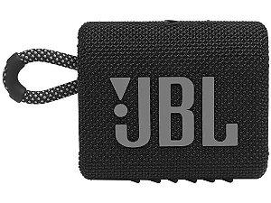 Caixa de Som JBL Go 3 Bluetooth Portátil 4,2W