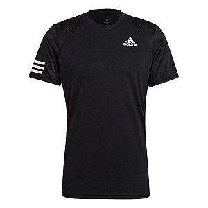 Camiseta Club Tennis 3 Listras Adidas
