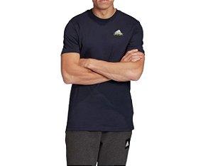 Camiseta Masculina Adidas Doodle Emblem TAM M