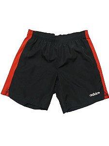 Shorts Bermuda Masculina Adidas Mix Shrt2 Black DT9020