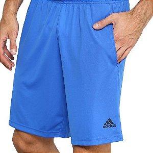 Bermuda Adidas Masculina Plain Blue/Black CW5208