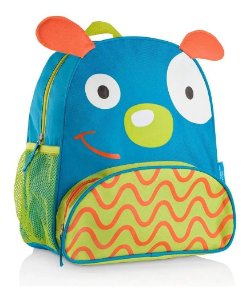 Mochila Infantil Cachorro Multikids Baby