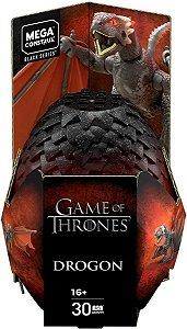 Blocos De Montar Game Of Thrones Ovo De Dragão - Sortido