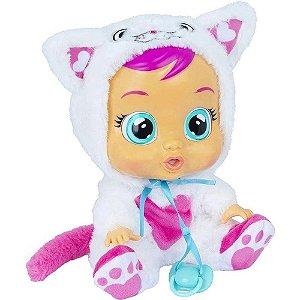 Boneca Que Chora Cry Babies Daisy Br1180 Multikids