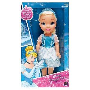 Boneca Minha Primeira Princesa Real Cinderela Disney Mimo