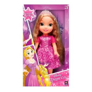 Boneca Rapunzel Princesas Real Disney Mimo