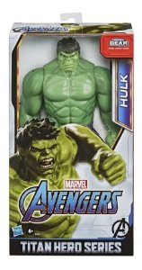 Hulk 30 Cm Hero Titan Series Hasbro