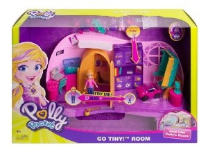 Polly Pocket Quarto Da Polly Pocket FRY98 Mattel