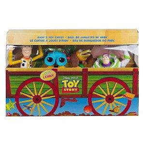 Baú de Brinquedos do Andy Toy Story GLL56 Mattel