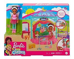 Barbie Chelsea Aulas De Ballet - Mattel Ghv81
