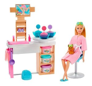 Barbie Spa De Luxo - Mattel Gjr84