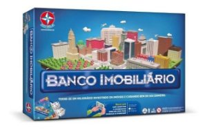 Jogo Banco Imobiliario Grande - Estrela