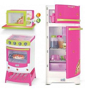 Cozinha Infantil Moranguita - Magic Toys - 8049