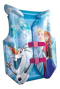 Colete Inflável Infantil Para Piscina 3-6 Anos Frozen