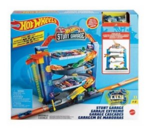 Pista Hot Wheels Garagem De Manobras Original GNL70