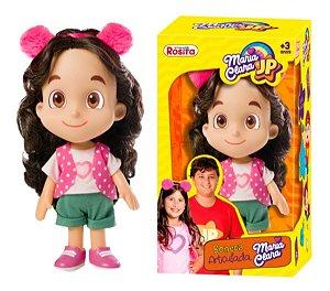 Boneca - Maria Clara - Jp & Maria Clara Youtuber Baby Brink