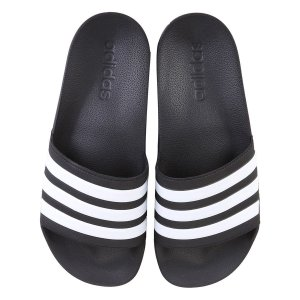 Chinelo Adilette Shower Masculino Preto Adidas