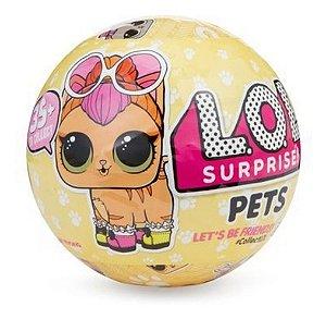 Boneca Surpresa - Lol - Pets - Série 3 - Candide