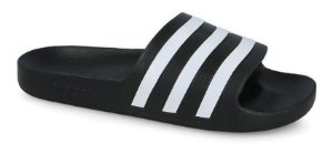 Sandalia Chinelo Adidas Adilette Aqua Preto