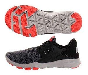 Tênis Nike Masculino Flex Control Tr3 Preto E Cinza