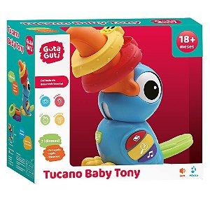 Tucano Baby Tony Toca Musica c/3 Idiomas DMB5813 Dm Toys