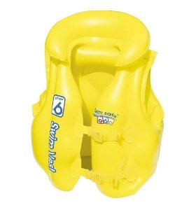 Boia Infantil Colete Piscina Premium 30kg 1814 MOR
