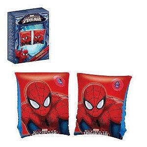Boia De Braço Marvel Homem-aranha 23cmx15cm 98001 Bestway