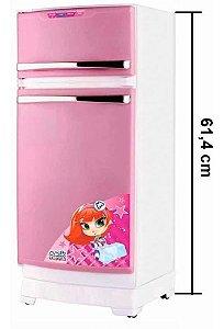 Geladeira Mágica Para Cozinha Infantil 8051 Magic Toys