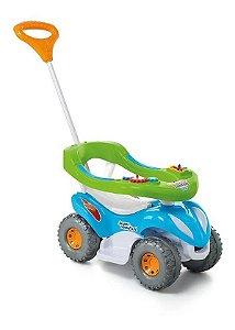 Veículo Carrinho De Passeio Infantil Super Comfort Calesita