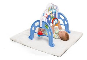 Centro De Atividades Baby Gym Azul Calesita