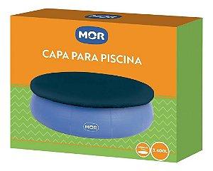 Capa P/ Piscina Splash Fun 3400 Litros Circular Mor