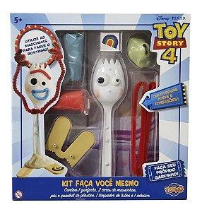 Garfinho Toy Story 4 Kit Faça Você Mesmo 40732 Toyng