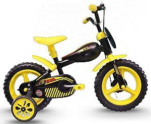 Bicicleta Tracktor Infantil Aro 12 Track