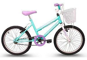 Bicicleta Cindy Juvenil Aro 20 Track
