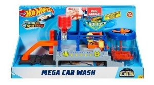 Hot Wheels Mega Lava Rápido Color Shifters Ftb66 Mattel