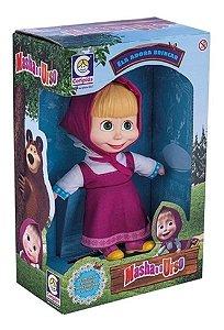 Boneca Masha de Masha e o Urso 2265 Cotiplás