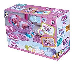 Bercinho De Balanço Baby Ninos 2426 Cotiplás