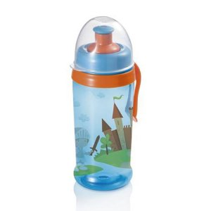Copo Squeeze Azul - MultiKids