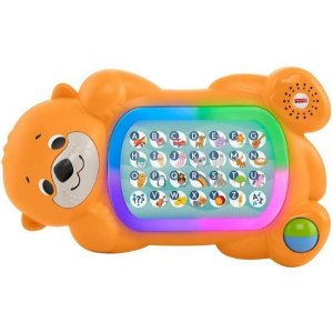 Brinquedo Fisher-Price Linkimals Lontra Divertida - Mattel