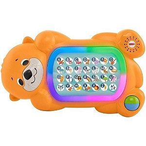 Brinquedo Fisher-Price Linkimals Lontra Divertida - Mattel