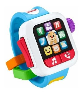 Relógio Educativo Smartwatch GMM55 Fisher Price