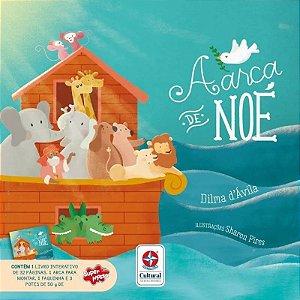 Livro A arca de Noé Estrela